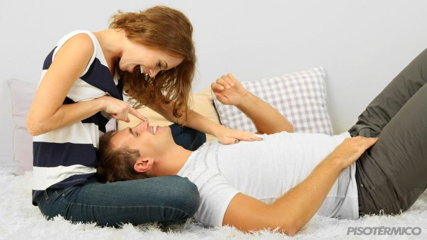 5 razões para você instalar Piso Térmico - que irão levar a sua esposa a loucura