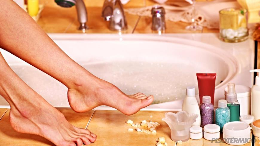 O banho mais gostoso que você pode tomar num dia frio