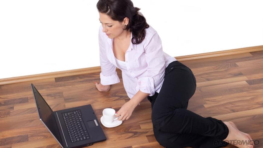 Como funciona a calefação elétrica por piso?