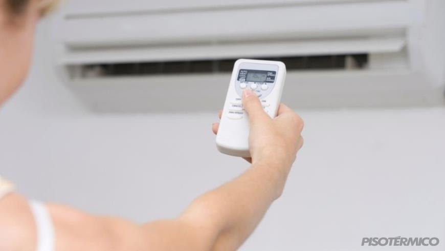 Como funciona o condicionador de ar?