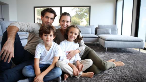 Você se preocupa com o conforto da sua casa e da sua família?