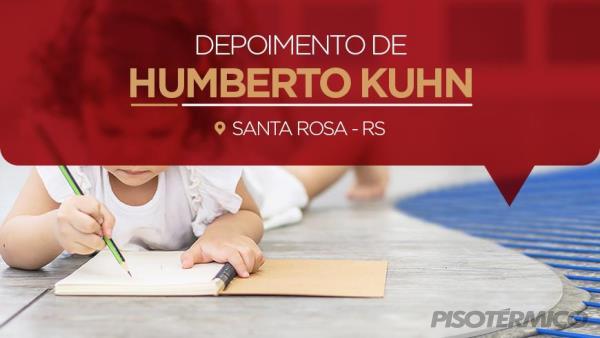 Depoimento de Humberto Kuhn