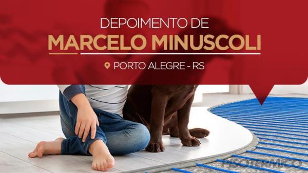 Depoimento de Marcelo Minuscoli