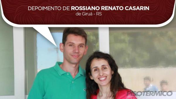 Depoimento de Rossiano Casarin