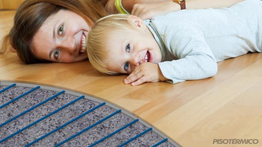 Como funciona a distribuição uniforme de calor do piso aquecido da Piso Térmico?