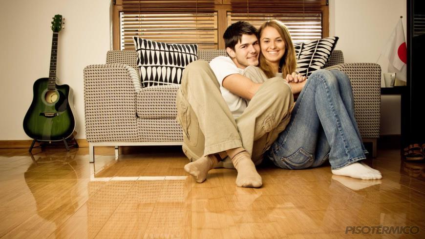 Flexibilidade na escolha do tipo de piso proporciona maior liberdade na decoração