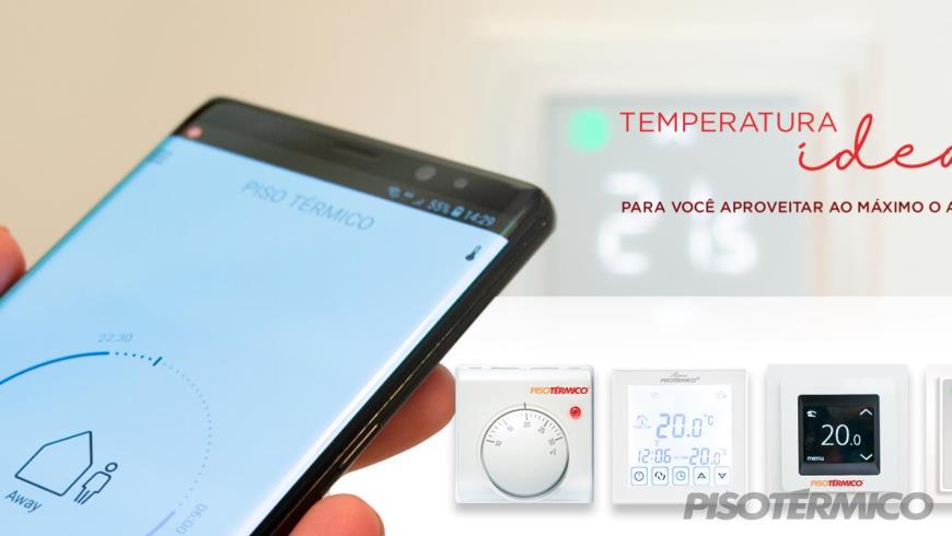 Garantia da temperatura ideal para você aproveitar ao máximo o ano todo