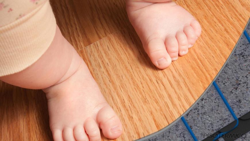 O piso aquecido necessita de manutenção?