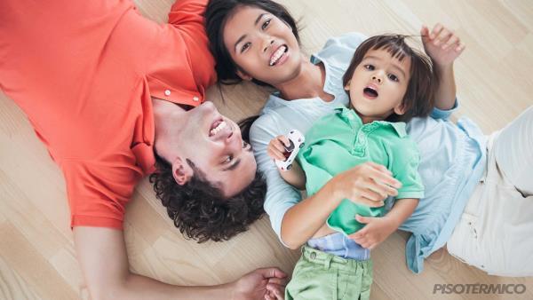 Piso aquecido, piso radiante ou piso térmico - o piso que garante seu conforto térmico