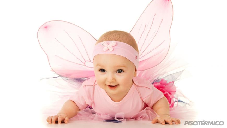 O que é mais encantador que o sorriso e a felicidade de uma criança?