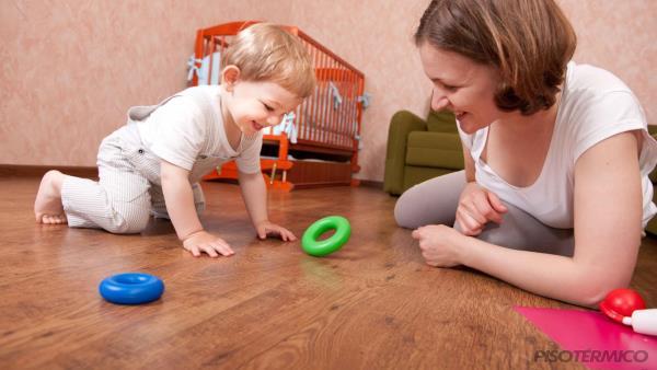 O piso aquecido ajuda você a se sentir melhor com as variações do clima