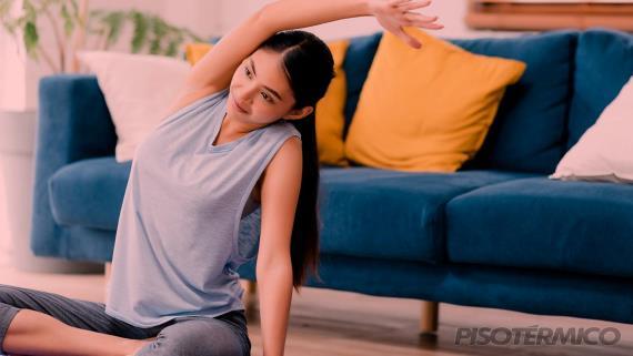 Piso Térmico o Conforto Térmico beneficiando a saúde!