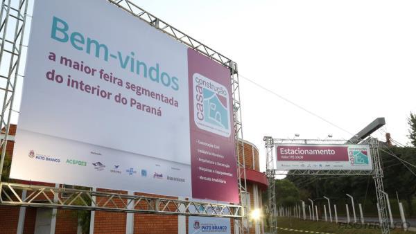 Piso Térmico marca presença em Feira de Pato Branco, Paraná