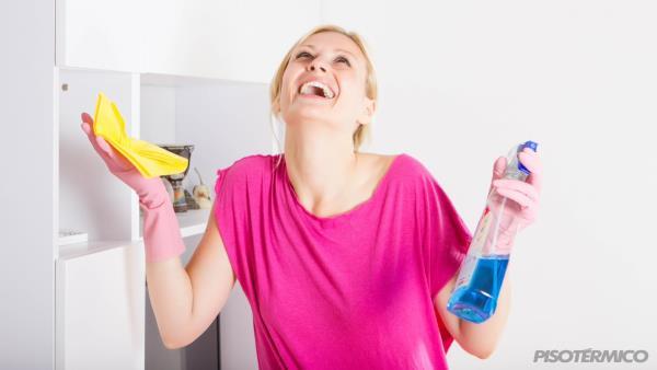O Piso Térmico ajuda você a combater o mofo da sua casa