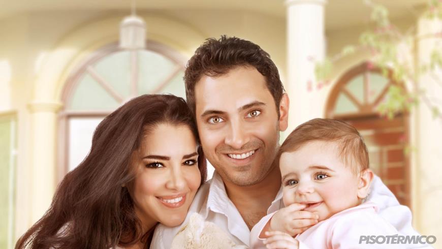 Piso Térmico proporcionando conforto a toda a sua família