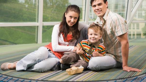 A família Piso Térmico existe para garantir o conforto da sua família