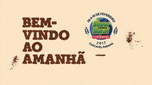 Piso Térmico Suínos no Show Rural Coopavel 2017