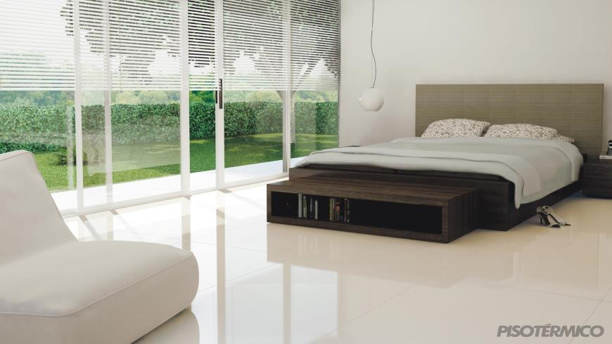 Porcelanato o tipo de piso preferido por muitos for Combinaciones de pisos para casas