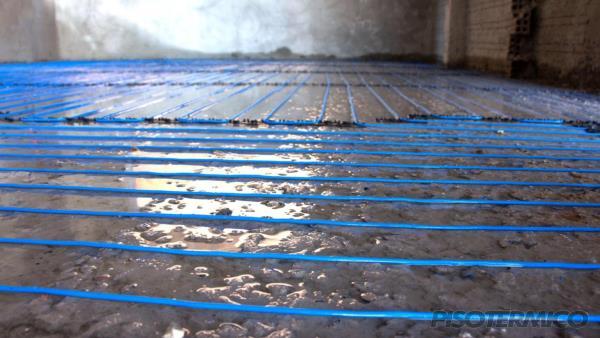 Qualidade do Piso Térmico começa na produção dos cabos calefatores e vai até a garantia vitalícia