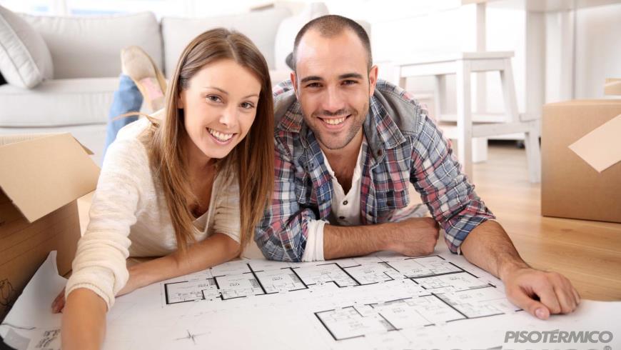Saiba porque é uma ótima ideia incluir o sistema de piso aquecido no planejamento da sua obra