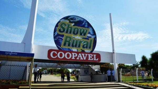 Show Rural Coopavel 2013 - Tecnologia em Aquecimento de Escamoteadores e Creches de Suínos